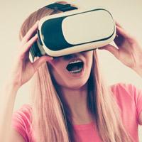 女性向けもある!VRで見るアダルト動画が想像以上にエロい!のサムネイル画像