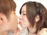 ☆ほろ酔いで王様ゲーム☆優しいキスから始まり、どんどんとエスカレート!みんなの前でセックスしちゃった♪のサムネイル画像