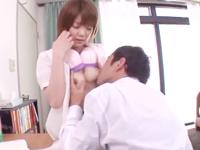 ☆女性恐怖症に悩む男子生徒に、可愛い家庭教師の先生がひと肌脱いじゃいます!なかなかのテクニックにビックリ!のサムネイル画像