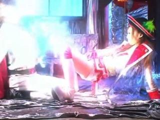 ☆エロは地球を救う♪⑤必殺ムラムラビーム!洗脳された博士を濃厚セックスで救う!のサムネイル画像