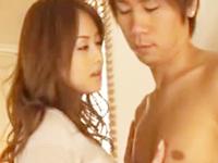 ☆セクシーな女性が小田切さんと沢井さん、2人を色っぽく誘惑していきます。気持ちよさをひたすら追求する3人です。のサムネイル画像