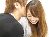 ☆「もっとキスする?」「うん!」ラブラブな2人の素敵な会話♪お互いを想い合う気持ちがエッチにも出ています。のサムネイル画像