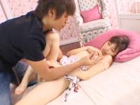 ☆「恥ずかしい?」「舐めていい?」とても優しい声で聞く小田切さん♪少しイジワルを言っちゃうんです!のサムネイル画像