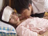 ☆ずっとお互い好きだった幼なじみが風邪で寝込んでしまいます。看病していたらエッチな気分になってしまい・・・。のサムネイル画像