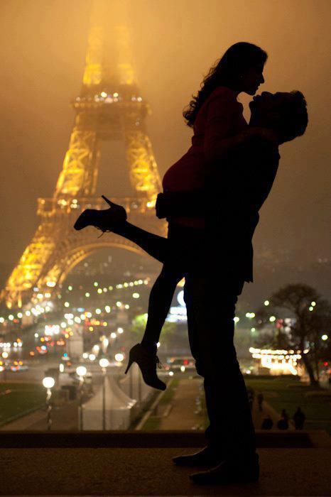彼と過ごすロマンチックな夜はパリで☆☆-005